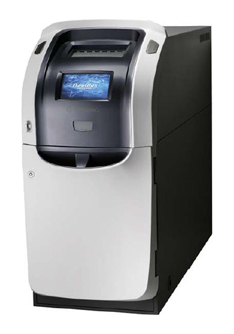 Hyosung MoniSafe 400A Teller Cash Recycler