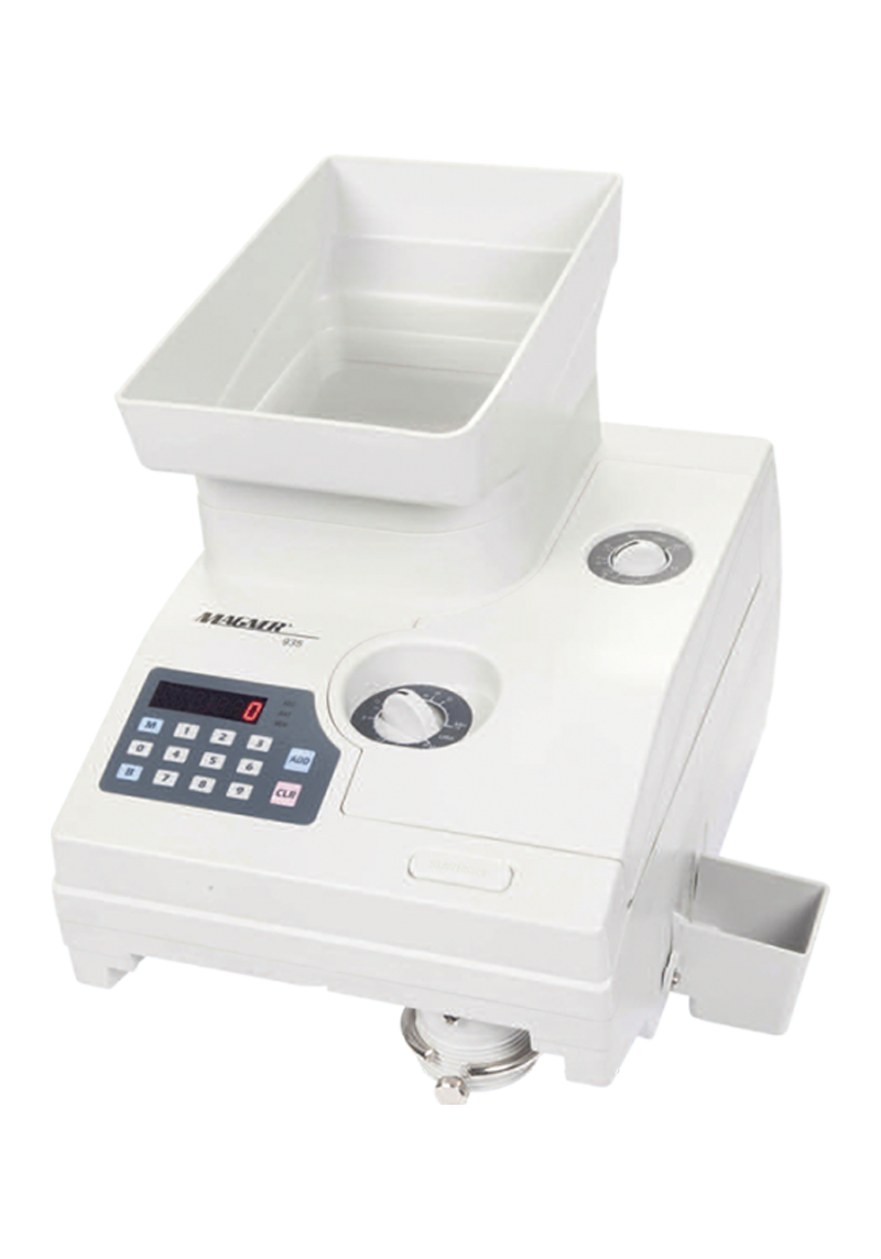 Magner Model 935 Coin Counter / Packager