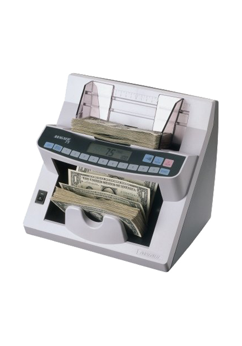 Magner 75 Series Currency Counter