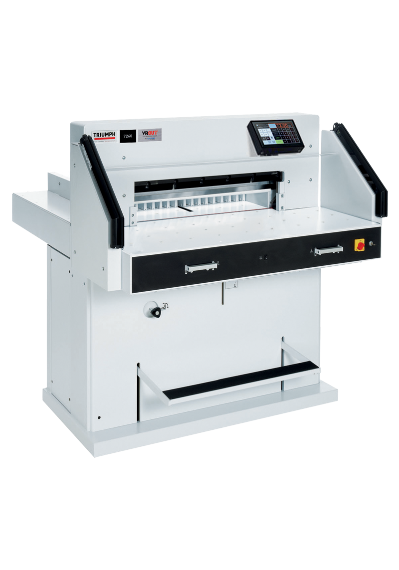 "Triumph 7260 28"" Programmable Paper Cutter"