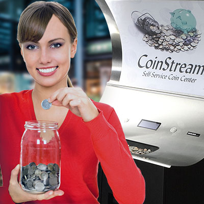 Coin & Currency Processing Equipment