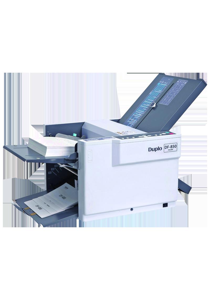 Duplo DF-850 Paper Folder
