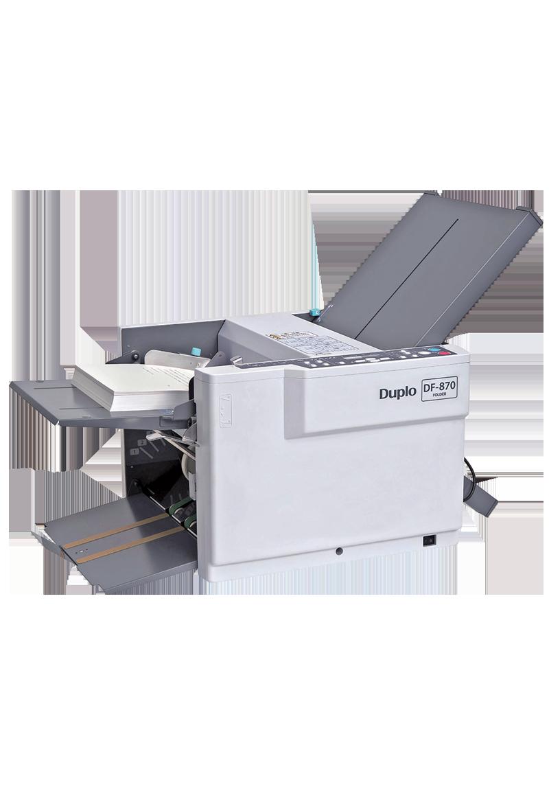Duplo DF-870 Paper Folder